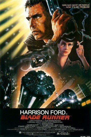 "I'm watching Blade Runner    ""could it be better than the book?""                      Check-in to               Blade Runner on GetGlue.com"