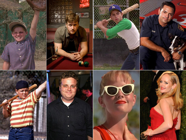 "THEN AND NOW: The cast of ""The Sandlot"""