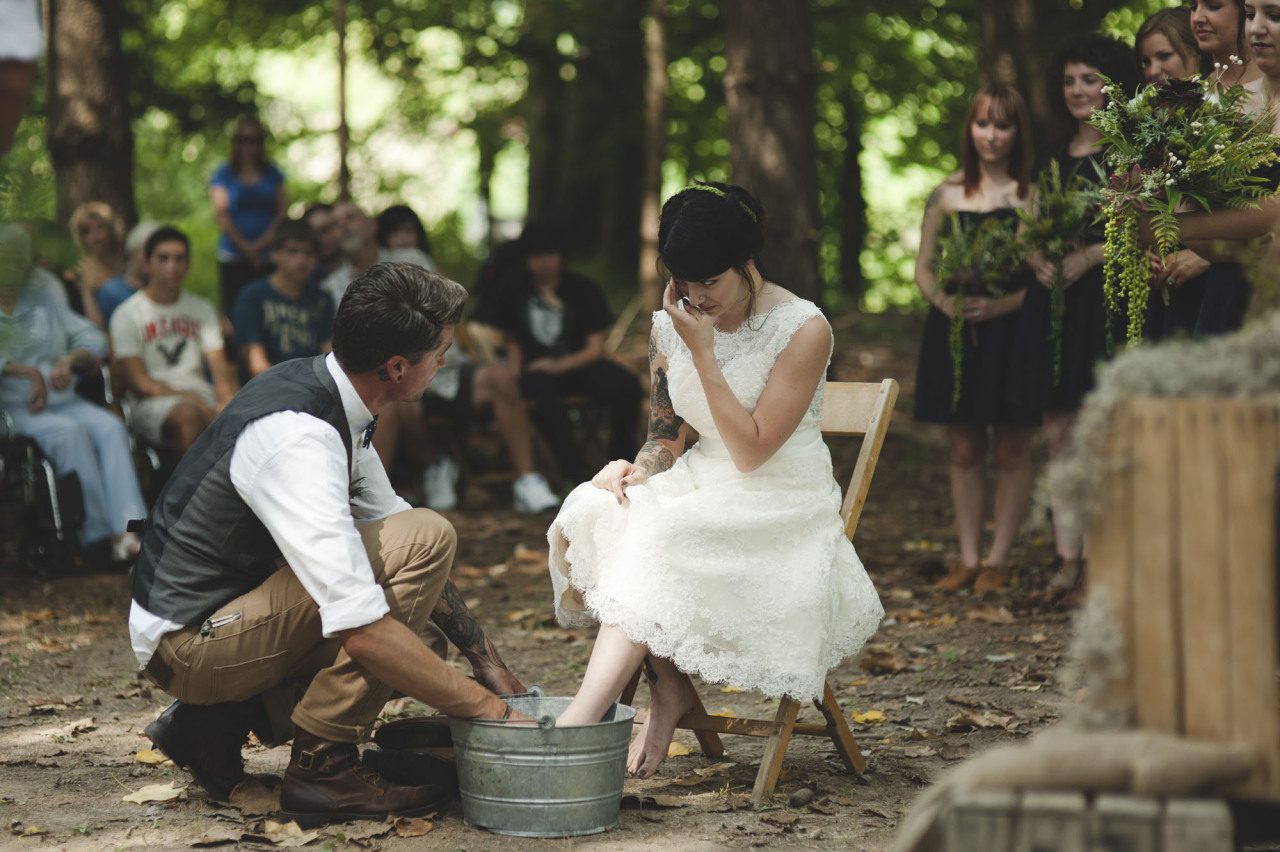 Self photography outdoor personal nature wedding park for Self wedding photography