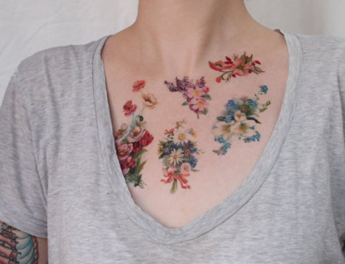 qu:  wow I don't think I've ever liked chest tattoos before