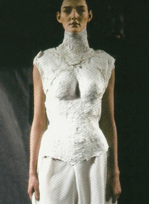 petrole:  alexander mcqueen fall winter 1994/95