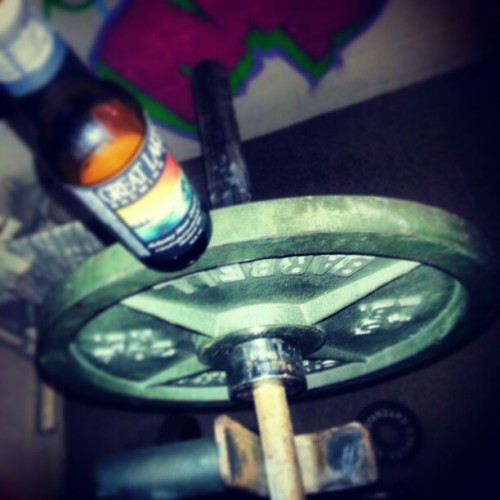 #BeersAndSquats #ImBored #CrossFit #West41Side