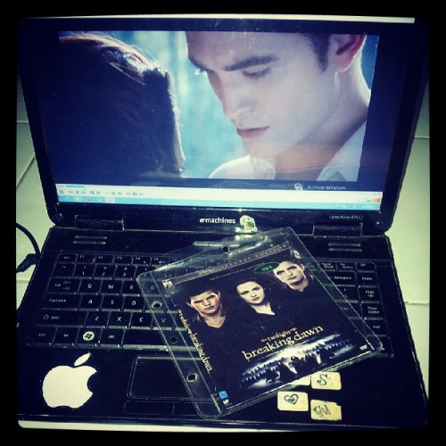 My favourite movie ever.twilight breaking dawn part 2 ;)
