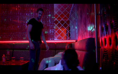 "If you're like me, you've been waiting for Only God Forgives since pre-production news about it broke in late 2011, you've been keeping up on all the photos for it, you've read the 2nd draft script for, seen the 3 trailers and watched the 3 clips; and can safely say based on solely on reading the script (let alone watching the R-rated trailers) that this film, is NOT what most people think it will be. It's not Drive 2, just STOP. Seriously, if you're going to compare yet another film to Drive (The Place Beyond The Pines was also unfairly compared toit), when you have absolutely no fucking idea as to what you're talking about, do the world a great big favour, and shut the fuck up. A quiet, violent man, a Cliff Martinez score, awkwardly quiet scenes that build up tension before snapping into bloody violence or outbursts of profane anger, and the combination of Ryan Gosling and Nicolas Winding Refn do not warrant unfair comparisons to a totally different film.  It's the furthest thing from Drive.   You cannot begin to fathom the onscreen violence in the film, let alone the uncomfortable and unnerving conversations, nightmares and other goings-on in the script. I could go on and on about the script, all the things that happen in it that you won't ever see coming; all the brutal, blood/gory violence; the calm moments before the storm..there's so much more to this film than there was in Drive, and so much that I don't think the average moviegoer is going to full appreciate. This isn't Iron Man 3 or some other watered -down CGI laden special effects extravaganza overloaded with over-the-top shootout, insane amounts of explosions and improbably fight scenes that last 10 minutes. This is a deep, stark, violent and intense thriller about a kickboxer named Julian whose brother is killed and is told by his overbearing and menacing as fuck mother to hunt the killers down and bring her their heads on a fucking platter, and ends up coming toe-to-toe with Chang aka The Angel Of Vengeance, a corrupt cop who may prove to be Julian's greatest foe. It's dark, moody, gritty, volatile, as bloodily violent and gory as Django Unchained , and a pure trip into the depths of hell. In the 2nd clip for the film released yesterday, Julian smashes a glass on a man's mouth, slaps him around, kicks his legs out and then drags him by his upper jaw down a hallways..that's not even in the 2nd draft script, and is only the beginning of what will surely be the closest thing to a nightmare as you'll see on film.  ""Time to meet the devil."""