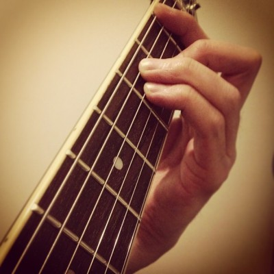 7. Something beginning with F - Finger, Fret & F (Chord Name) #fmsphotoaday
