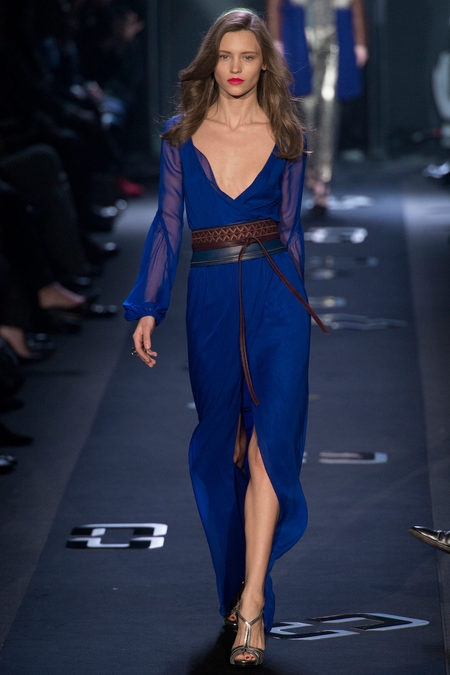 """DVF has always been about effortless and easy. It's the dress to get laid in and it's the dress to get the job in. It's the dress that closes the deal."" - Diane Von Furstenberg FW2013"