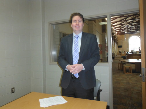 Evan Guthrie Law Firm Speaks To Students At Cane Bay High School In Summerville, SC About Being A Lawyer And The Legal Profession On Wednesday March 13th 2013. Attorney Evan Guthrie Was Available To Speak To Students During Their Lunch Break. Thanks To All At The School That May The Event Happen.