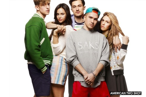American Two Shot Spring 2013 Lookbook