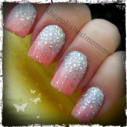 Fabulous birthday nails by ThePolishedMommy B.!