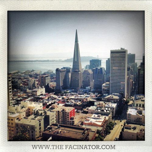 #thefacinator  (at San Francisco, Ca.  )