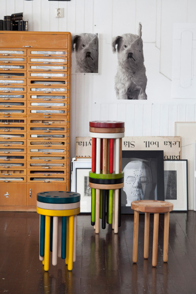 (via It's Nice That : Kyuhyung Cho adds an element of fun to furniture with some super stools)