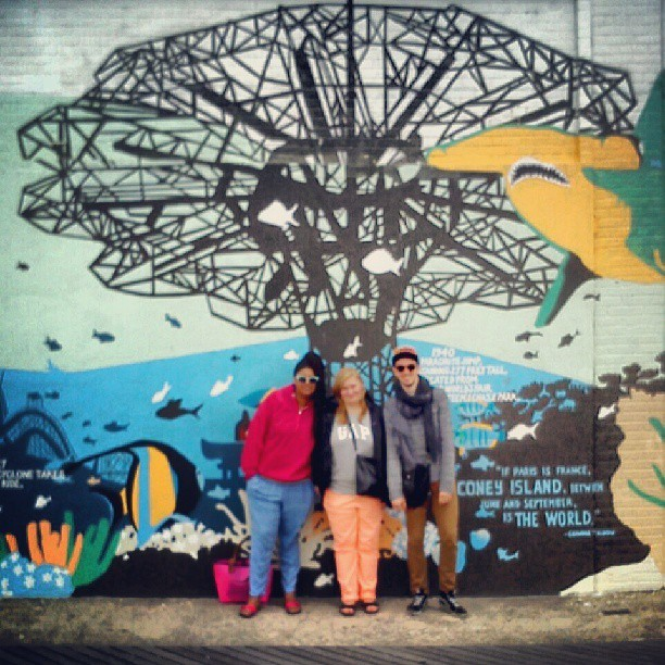Already miss New York #goodtimes #Coneyisland #NYC #instafriends #instafun