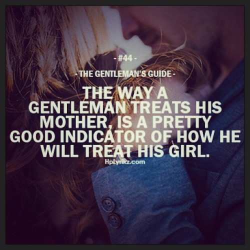 Yup #realtalk #gentlemen