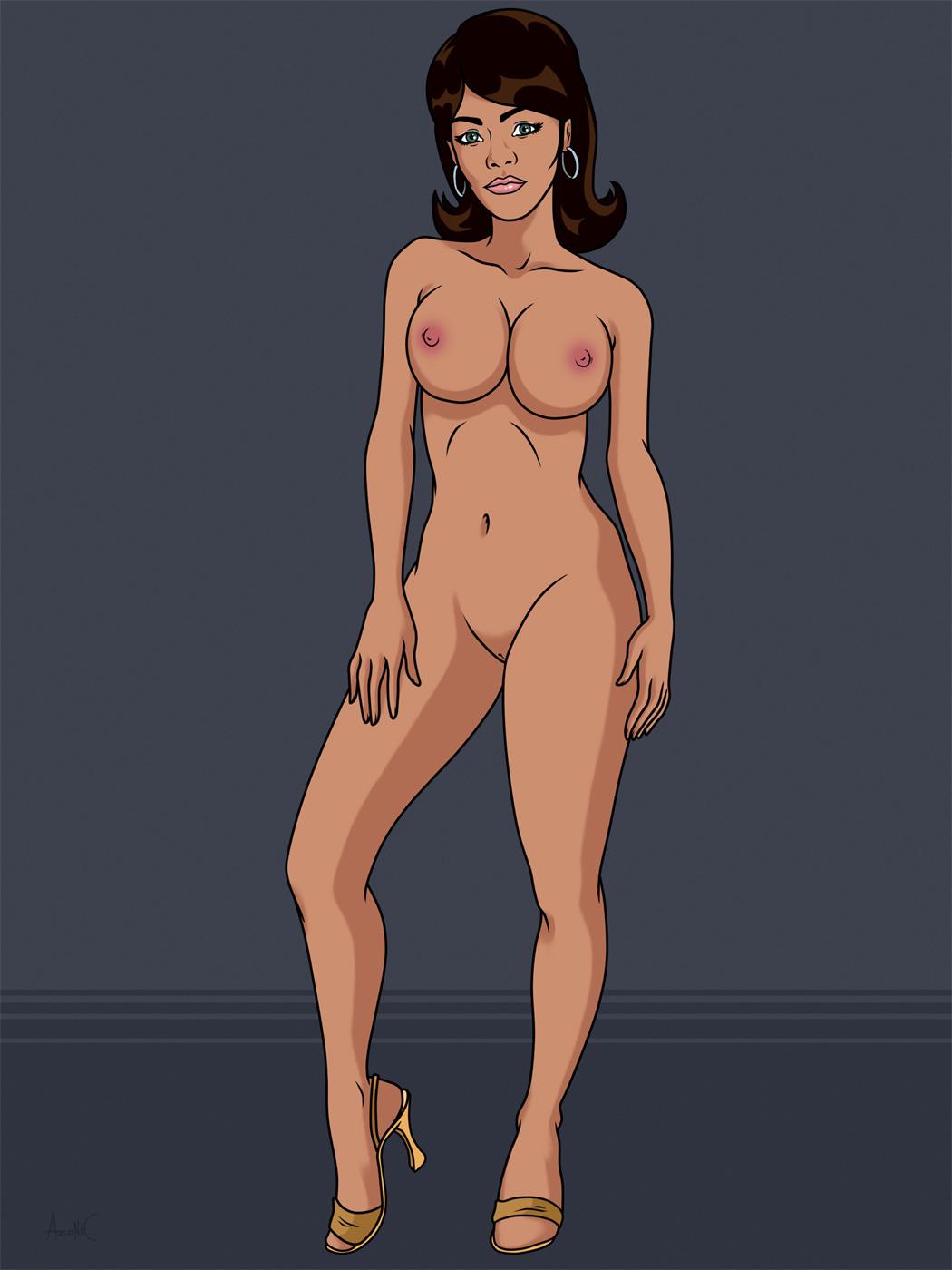 Lana Kane Archer Porn Pics