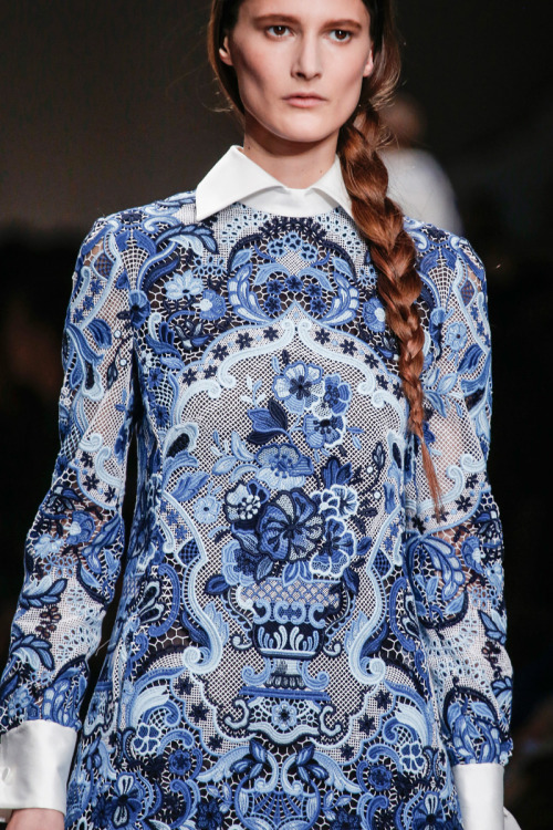 models-on-the-runway:  valentino f/w 2013