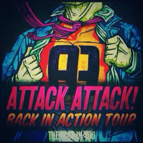 This Saturday is going to be a seriously amazing show! With @attackattackoh @ThePlotInYou @wearedangerkids and more:) Get your tickets at daddykooltickets.com @daddykoolrecords @noclubs