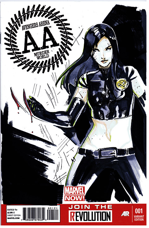 petervnguyen:  x23 for pickup at c2e2
