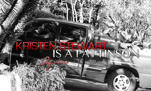 cray4kstew:  #kristenstewart = new pattinson member
