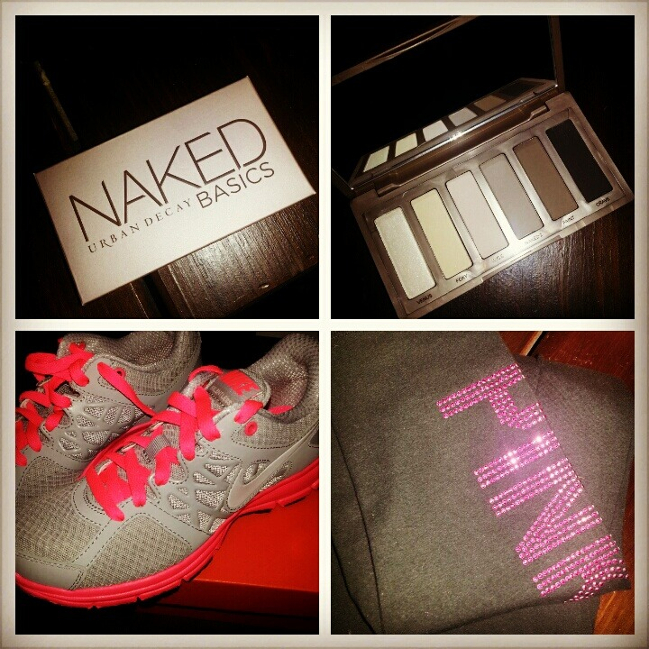 Just decided to do early Xmas with the Boyfran… I'm the happiest girl right meow!!