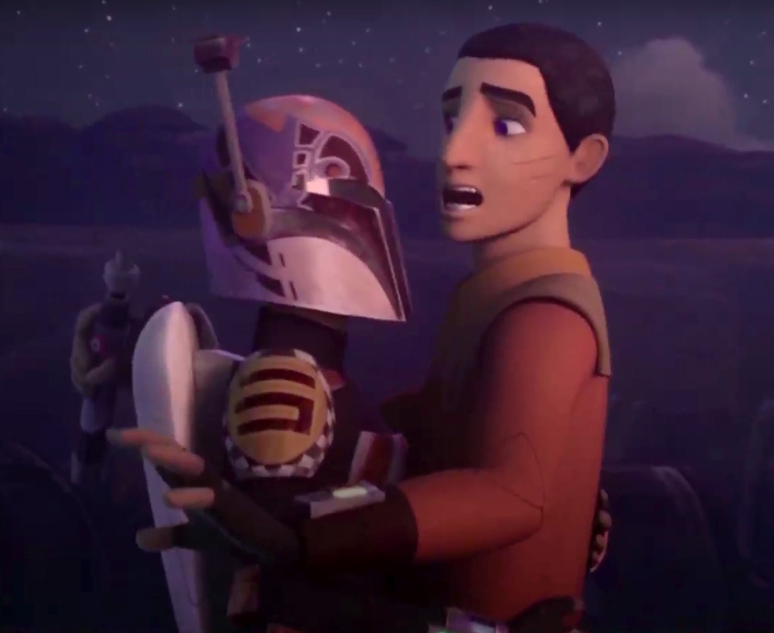 Addicted to Star Wars Rebels — It's jetpack ride time ...