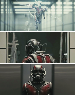 #ANTMAN! I cannot wait for Edgar Wright's Antman adaptation.