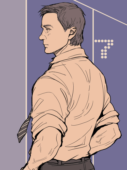 kanapy:  Day 7 William Brandt from Mission: Impossible - Ghost Protocol