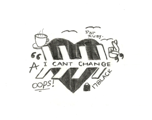 my drawing of my favorite one direction tattoos
