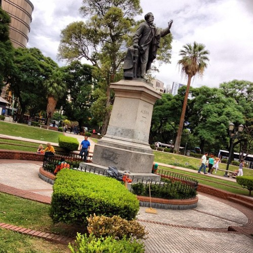 Plaza libertad!!  (at Plaza Libertad)