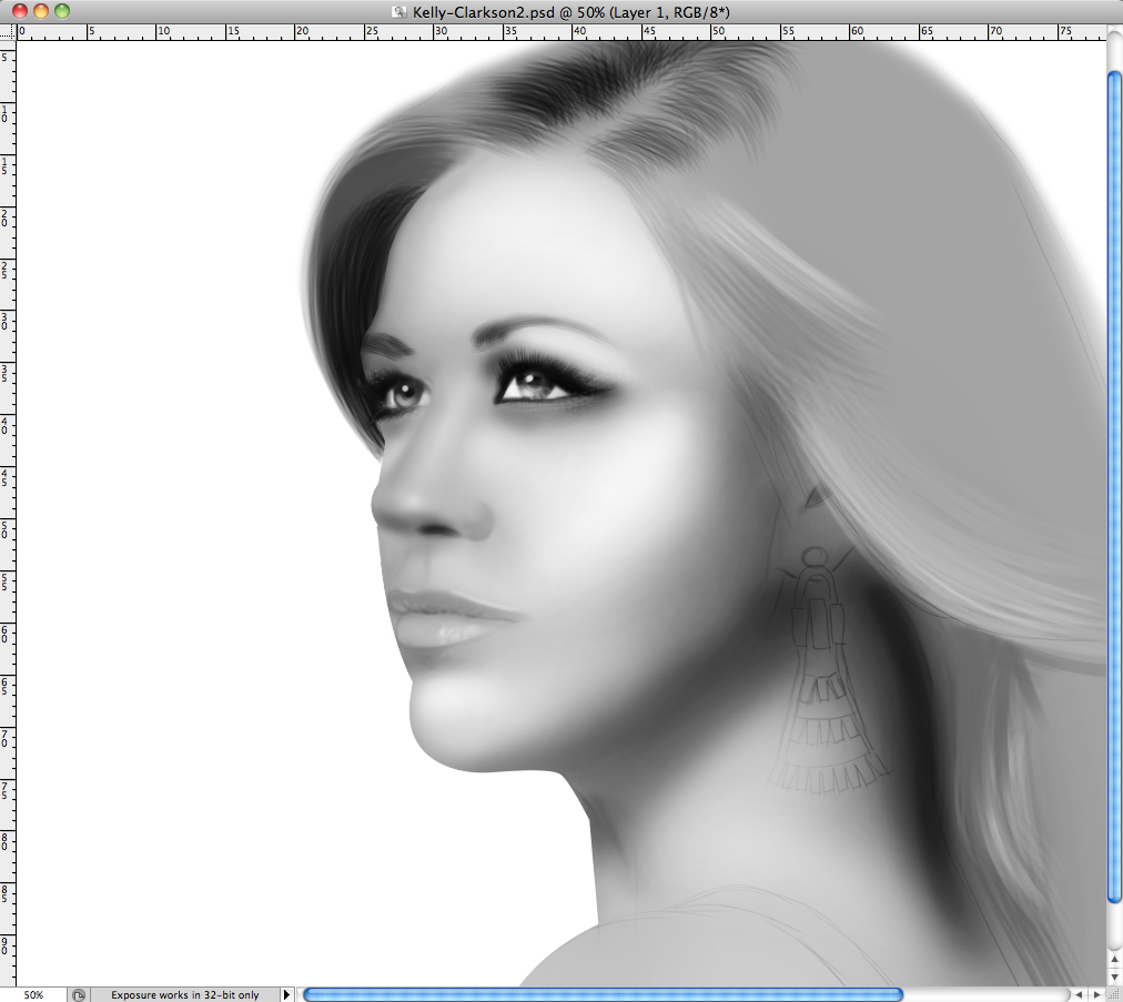 Kelly Clarkson - Work in progress…