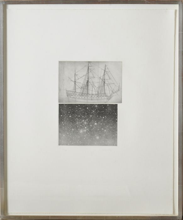 Vija Celmins, Alliance (1982)