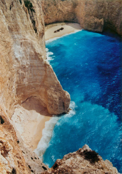 Zakynthos, Greece by Walter Weinberg