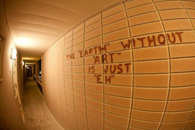 "But the ""Earth"" without whoever wrote this nonsense would be ""awesome""."