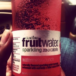 Fruitwater Is actually pretty good 👅