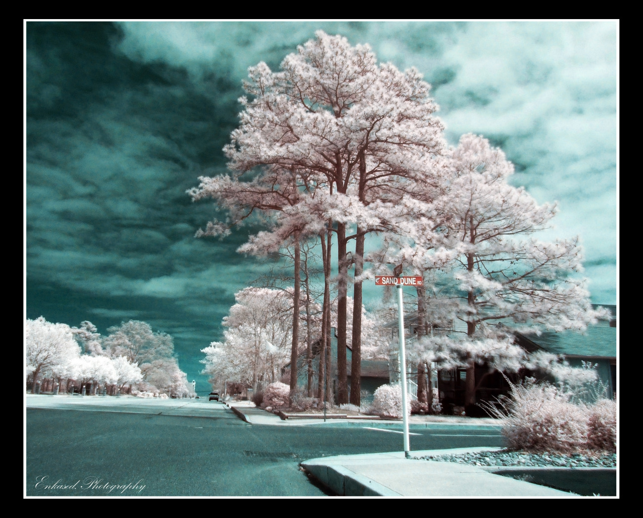 Sand Dune Lane (IR720nm)