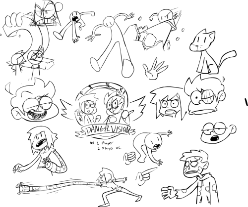 Sketches in Flash