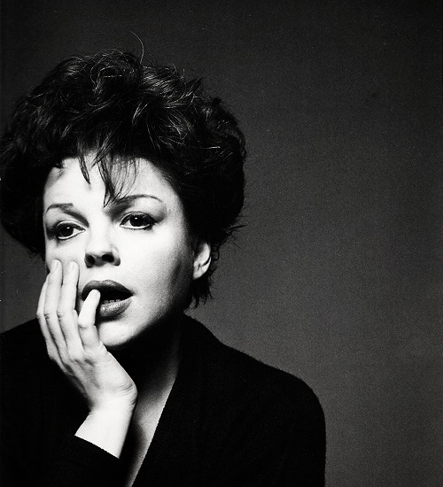 Richard Avedon (American, 1923 - 2004). Judy Garland, New York, 1961.