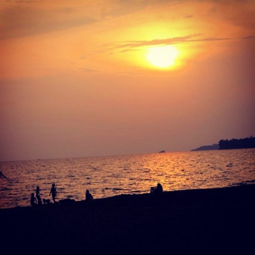 #bataan #sunset #beach #vacation #summer #philippines