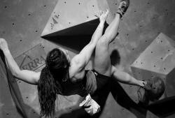 Alex Puccio wins the Tierra Boulder Battle!