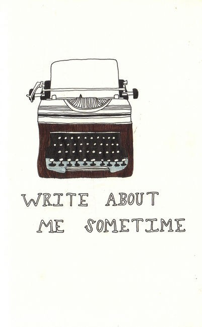 the-wet-mermaid:  itsonlyyforever:  every day.   I've already written enough