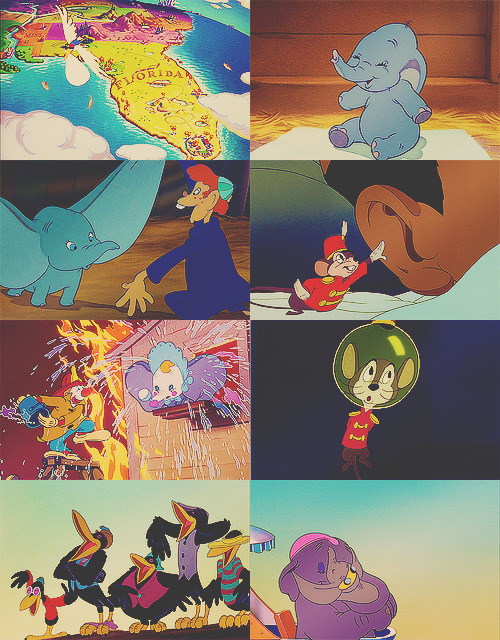 Disney Challenge [10] Favourite movie from 30-40's? → Dumbo.