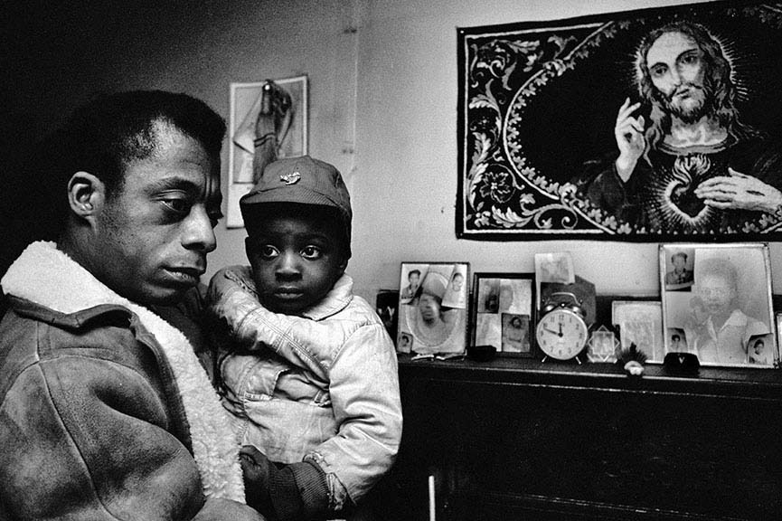 howtoseewithoutacamera:  by Steve Schapiro James Baldwin with Abandoned Child, Durham, North Carolina, 1963. From the book Steve Schapiro: Then and Now.