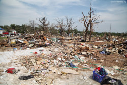 Granbury, Texas As families in Texas continue to recover from last week's tornadoes, please also pray for families in Oklahoma City after a massive tornado leveled homes and a school yesterday. Pray especially for those who have been injured, those who are suffering from the devastating loss, and for the first responders and emergency personnel working in this crisis. Sign Up to get Photo Prayer of the Day sent to your inbox!