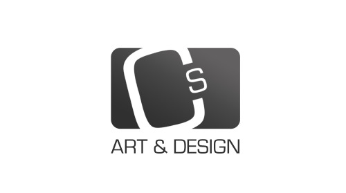 I've just designed the logo for Chris Smith Art & Design! Check out his work!