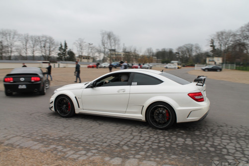 carpr0n:  Mr. Hyde Starring: Mercedes Benz C63 AMG Black Series (by vmgt2 Supercars Photography)