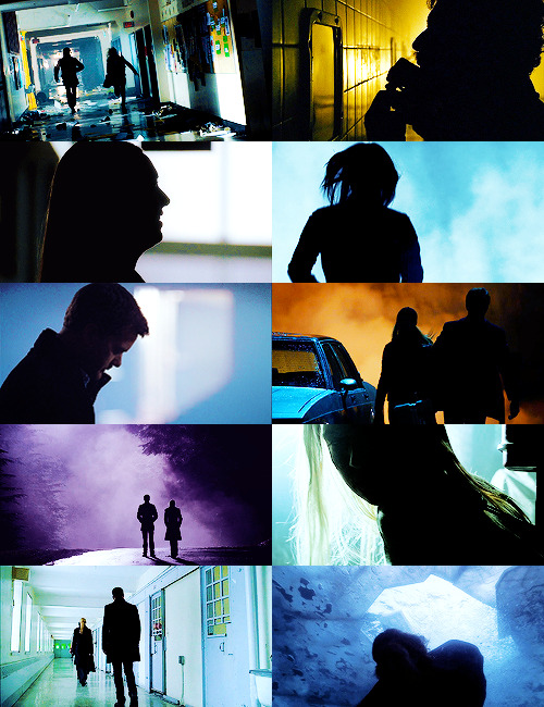 screencap meme: the bishops + silhouettes