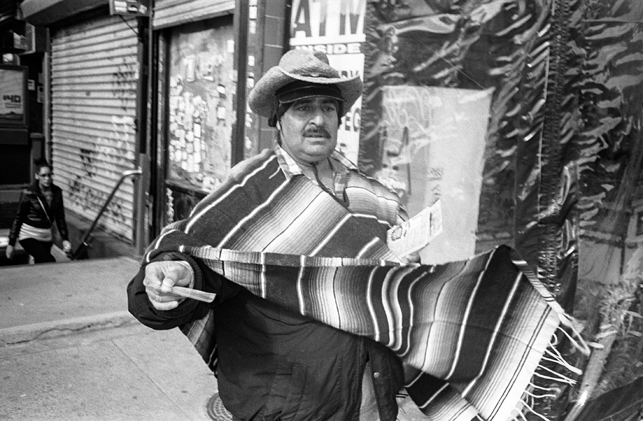 Amigo! Greenpoint, 2013. Shot on the Olympus P&S.