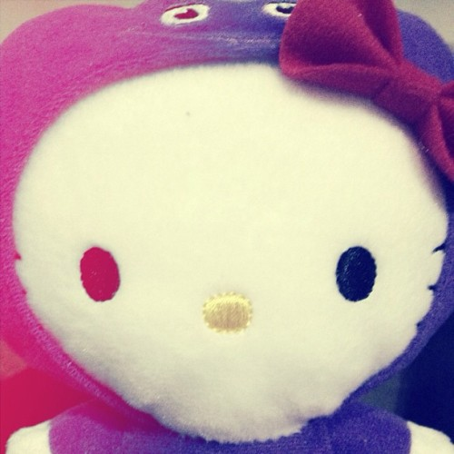 Big head #hellokitty #mcd