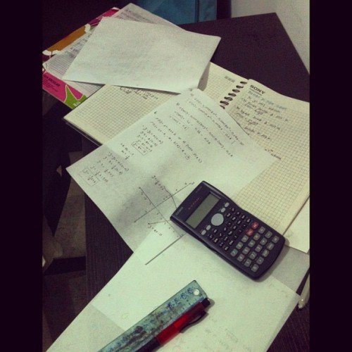 Here we are again dear calculus 📝😔😓😴 #Tired #Wannasleep #Calculus #Notnice