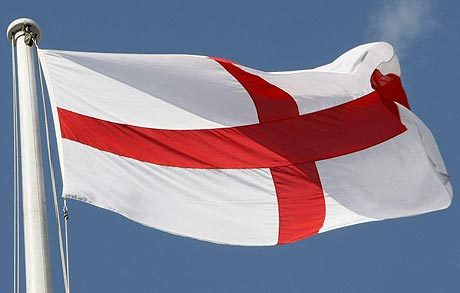 A local council decided against flying the flag of St George after concerns were raised that it would offend the town's 16 Muslim residents. From HERE