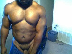 blackgayporn:Just showing some appreciation from Black Gay Porn Blog with some eye-candy &amp different flavas of sexy black men. Enjoy the rest of your week!